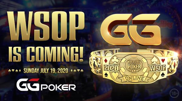 WSOP 2020 POSTPONED BUT ONLINE EVENTS KEEP IT ALIVE